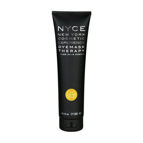 Nyce Dyemask .33 Luxury gold 150ml - Biondo dorato