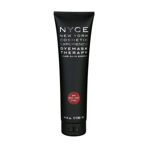Nyce Dyemask .66 Red hot fire 150ml - rosso fuoco