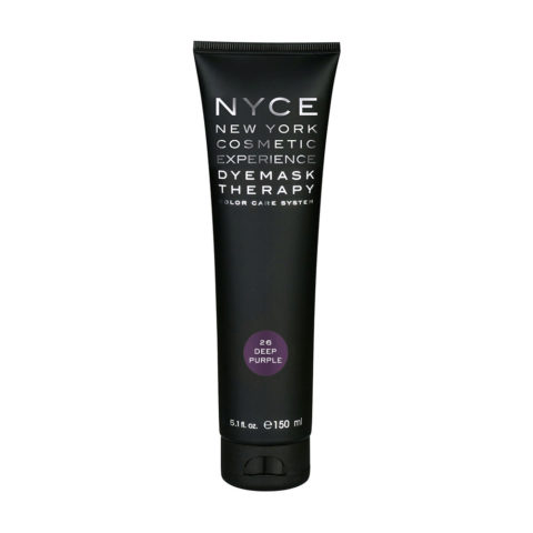 Nyce Dyemask .26 Deep purple 150ml - viola scuro