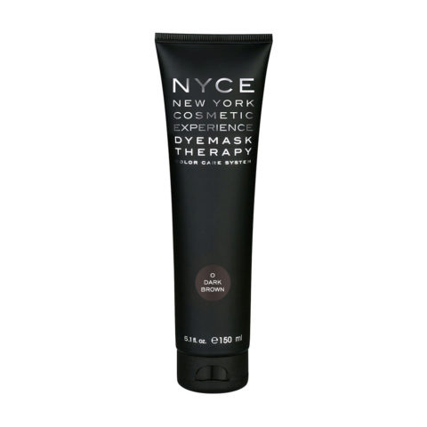 Nyce Dyemask .0 Marrone scuro 150ml