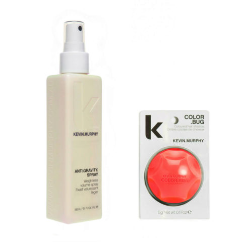 Kevin murphy Styling Kit Color bug arancione fluorescente 5gr   Anti gravity spray 150ml