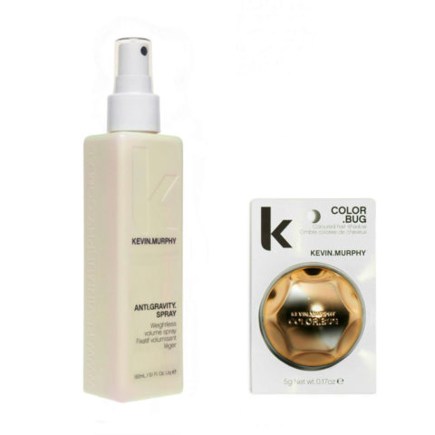 Kevin murphy Styling Kit Color bug oro 5gr   Anti gravity spray 150ml