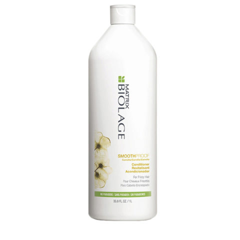 Biolage Smoothproof Conditioner 1000ml - balsamo anticrespo
