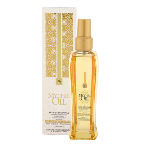 L'Oreal Mythic oil Huile Originale 100ml - olio di Argan per capelli