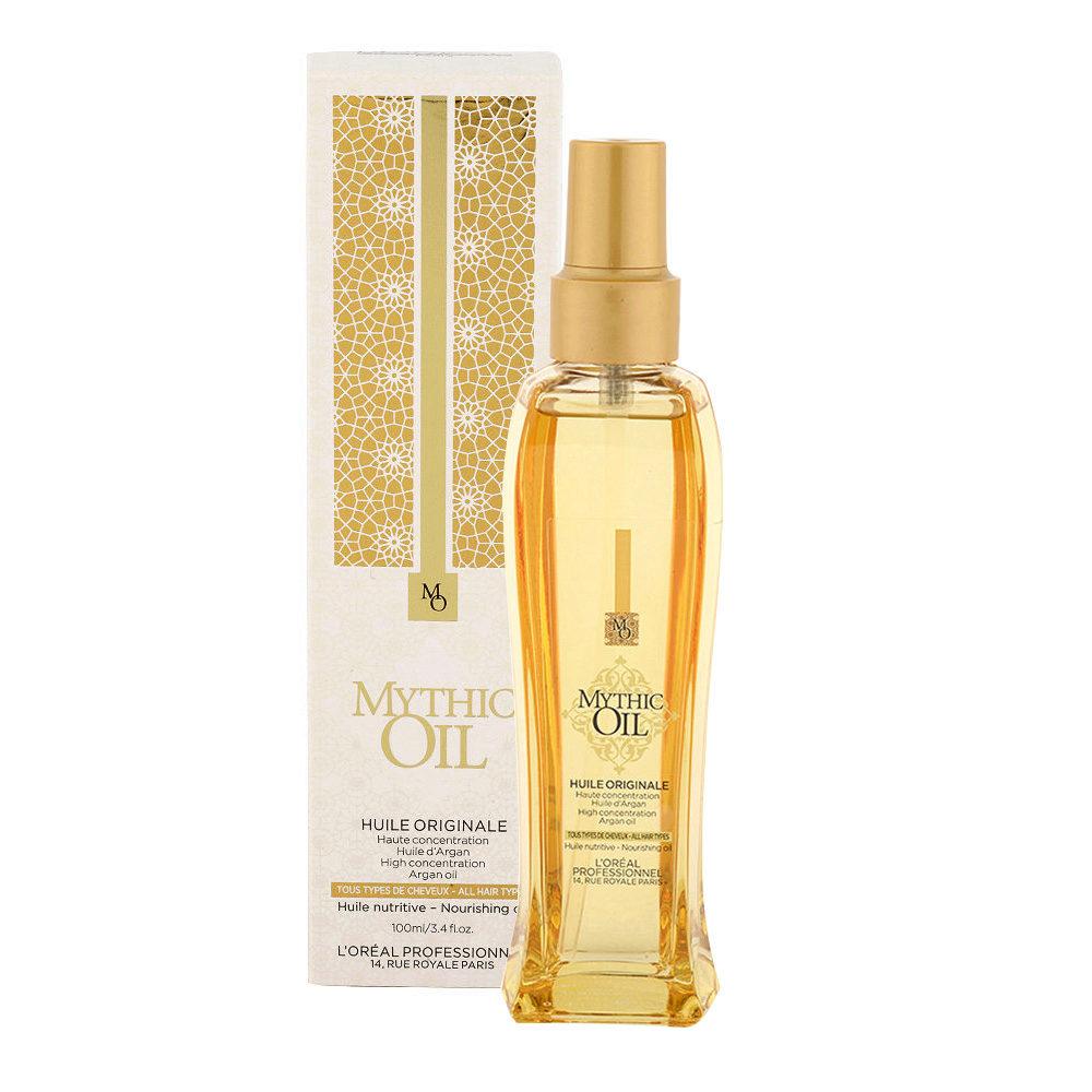 L'Oreal Mythic oil Huile Originale 100ml - olio di Argan per capelli