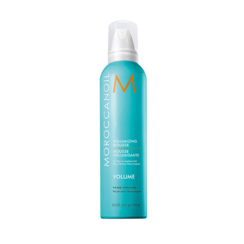 Moroccanoil Volumizing mousse 250ml - schiuma volumizzante