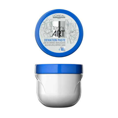 L'Oreal Tecni art Fissaggio Deviation paste 100ml - cera eopaca