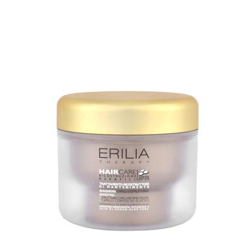 Erilia Haircare Kerafill Trattamento ricostruttore di mantenimento 200ml - per capelli danneggiati