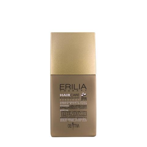 Erilia Haircare Keralook condizionante spray senza risciacquo 150ml - balsamo senza risciacquo per capelli danneggiati