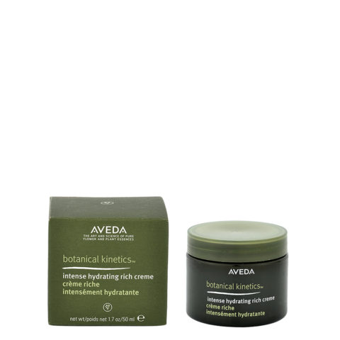 Aveda botanical kinetics Intensive hydrating rich creme 50ml - crema viso intensamente idratante
