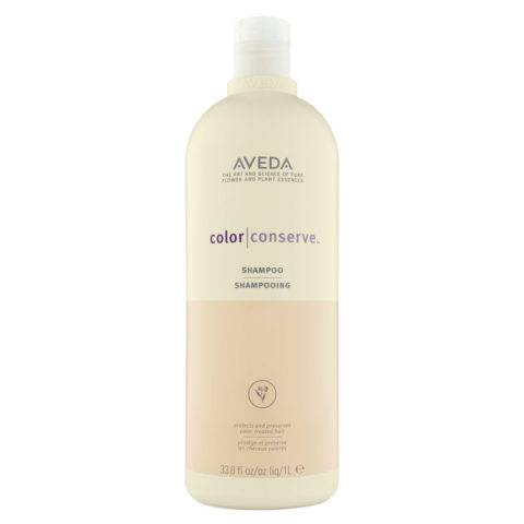 Aveda Color conserve Shampoo 1000ml - shampoo per capelli colorati
