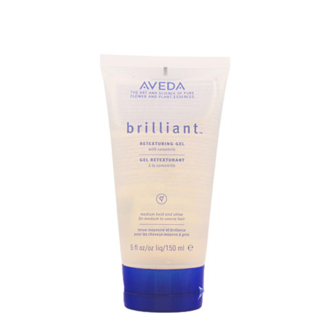 Aveda Styling Brilliant Retexturing gel 150ml - gel tenuta media