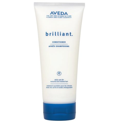 Aveda Brilliant Conditioner 200ml - balsamo per capelli secchi e opachi