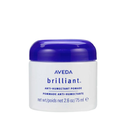 Aveda Styling Brilliant Anti humectant pomade 75ml - pomata anticrespo lucidante