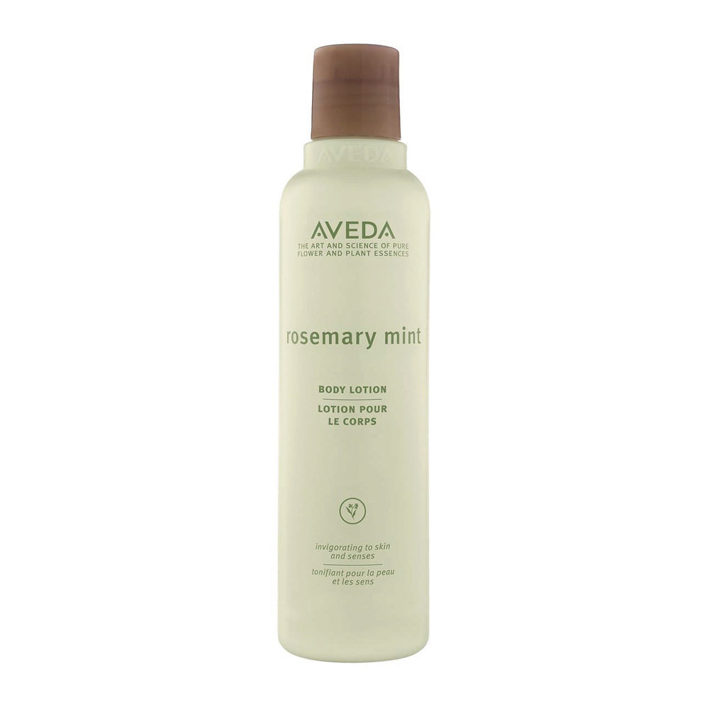 Aveda Bodycare Rosemary mint body lotion 200ml - crema corpo biologica