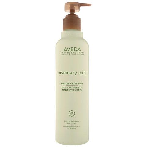 Aveda Bodycare Rosemary mint hand & body wash 250ml - bagnoschiuma biologico