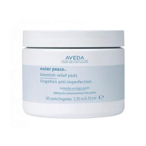 Aveda Skincare Outer Peace Relief Pads (dischetti esfolianti) 50disc