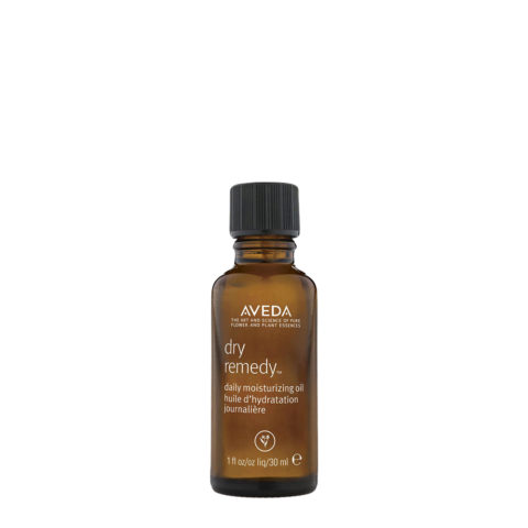 Aveda Dry remedy Daily moisturizing oil 30ml - olio idratante per capelli secchi