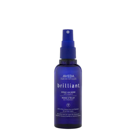 Aveda Styling Brilliant Spray on shine 100ml - spray lucidante