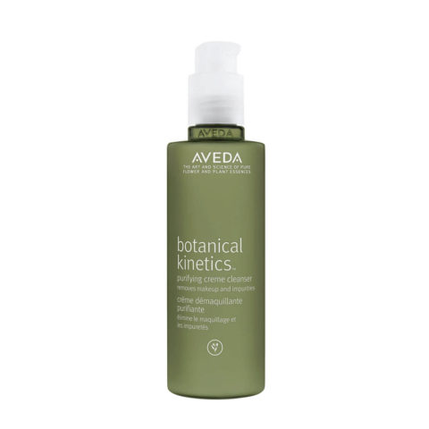 Aveda Skincare Botanical kinetics purifying creme cleanser 150ml - detergente purificante quotidiano