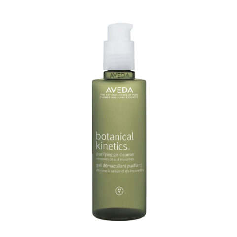 Aveda Skincare Botanical kinetics purifying gel cleanser 150ml - detergente in gel quotidiano