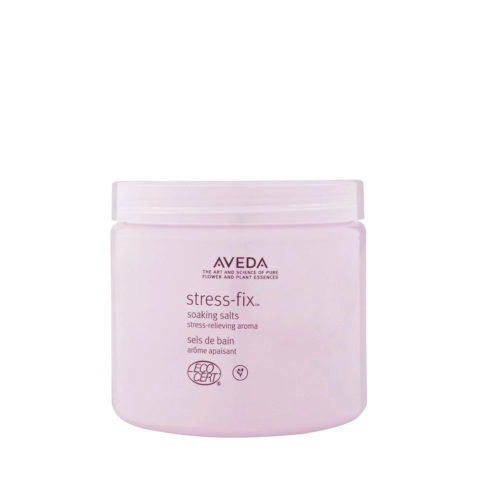 Aveda Bodycare Stress-fix soaking salt 454gr - minerali aromatici antistress