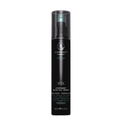 Paul Mitchell Awapuhi wild ginger Hydromist blow out spray 150ml - spray fissativo volumizzante