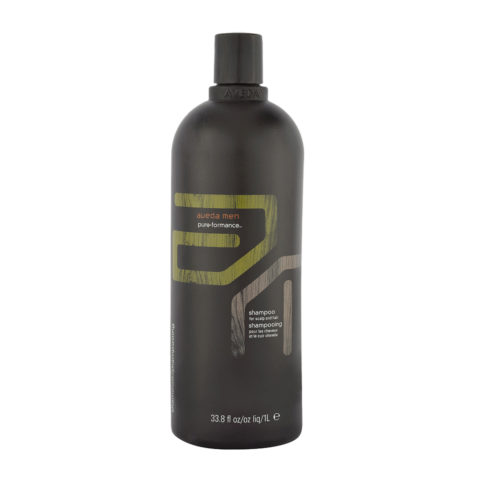 Aveda Men Pure-formance™ Shampoo 1000ml - shampoo uomo per uso quotidiano