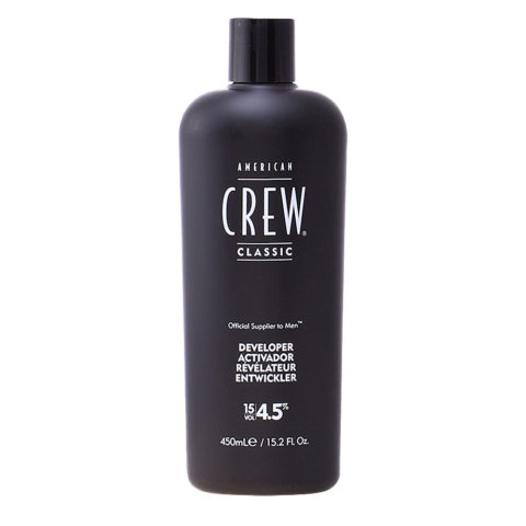 American Crew Classic Precision Blend Developer 15vol. 4,5%, 450ml - ossigeno