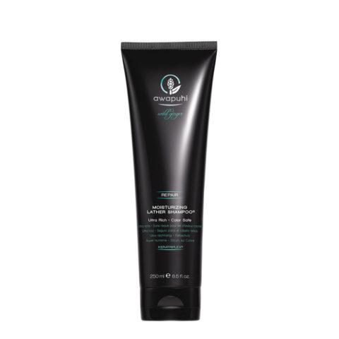 Paul Mitchell Awapuhi Shampoo Ristrutturante per Capelli Danneggiati 250ml