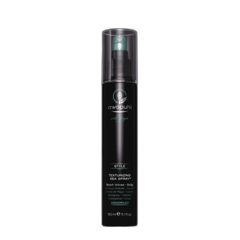 Paul Mitchell Awapuhi wild ginger Texturizing sea spray 150ml - spray texturizzante al sale