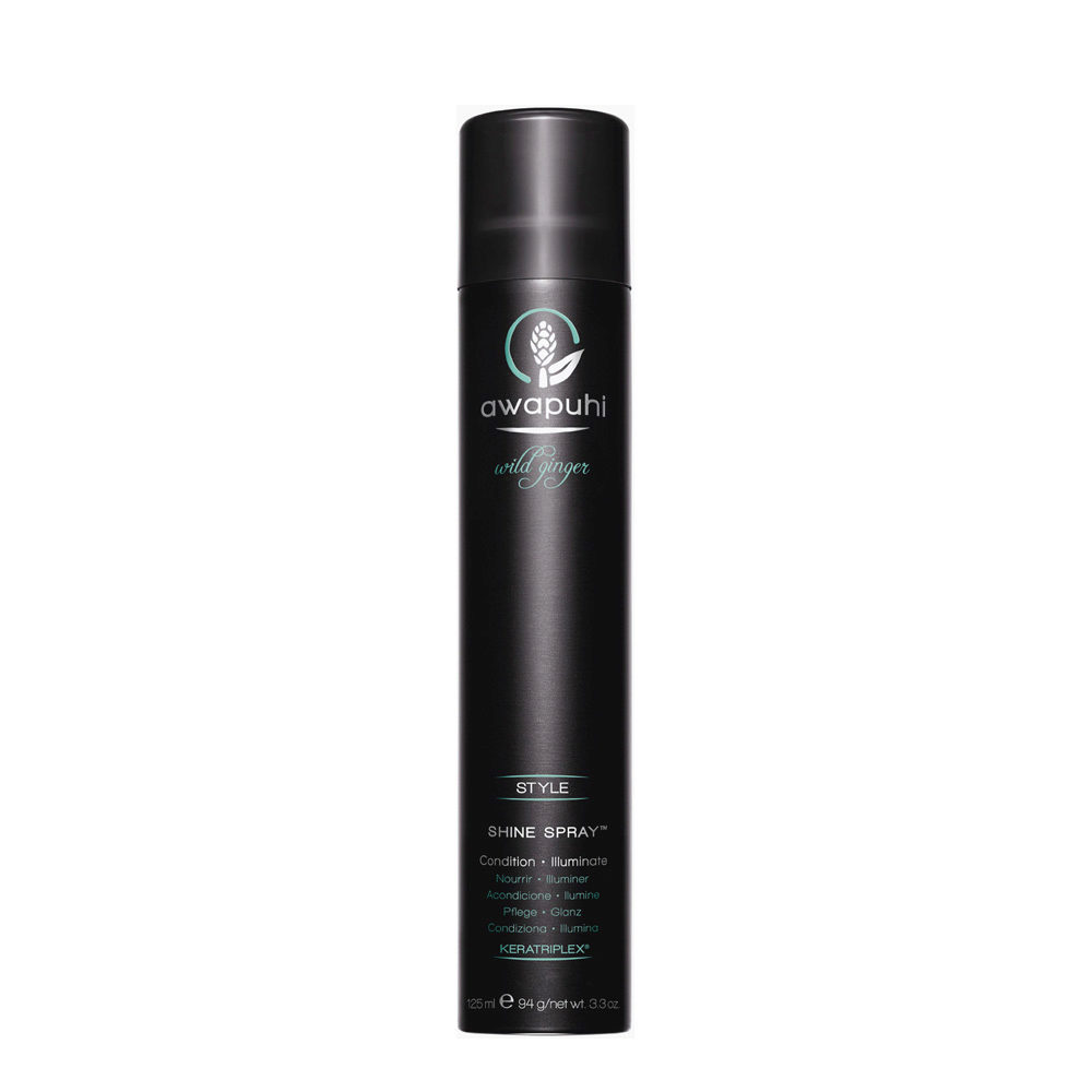 Paul Mitchell Awapuhi wild ginger Shine spray 125ml - spray lucidante