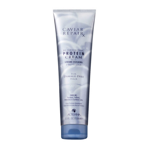 Alterna Caviar Repair Re texturizing protein cream 150ml - crema alle proteine senza risciacquo