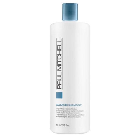 Paul Mitchell Original Awapuhi shampoo 1000ml - shampoo idratante