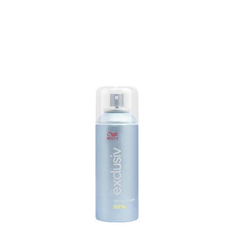 Wella Exclusiv Spray no gas forte 50ml - lacca forte
