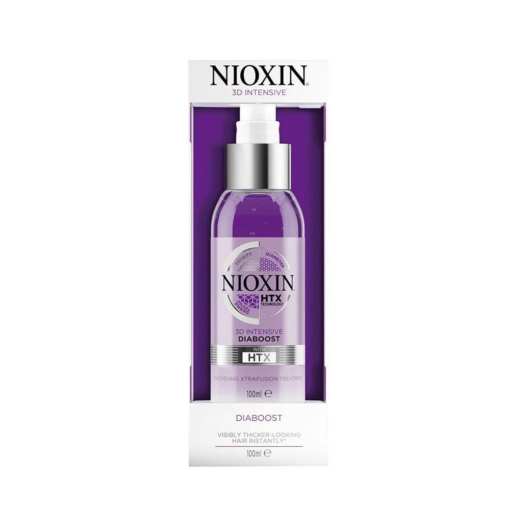 Nioxin 3D Intensive Diaboost Hair Thickening Spray 100ml ...