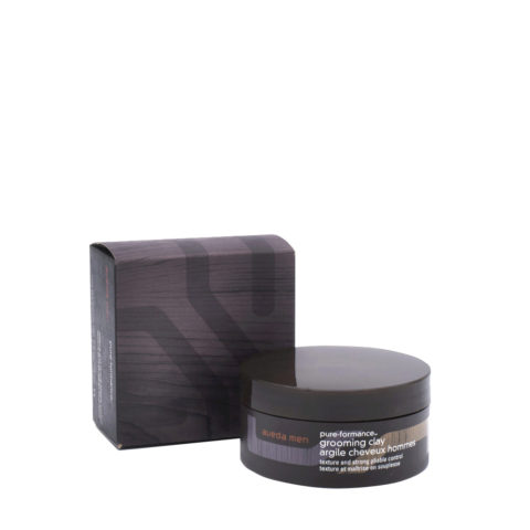 Aveda Men pure-formance grooming clay 75ml - cera tenuta forte