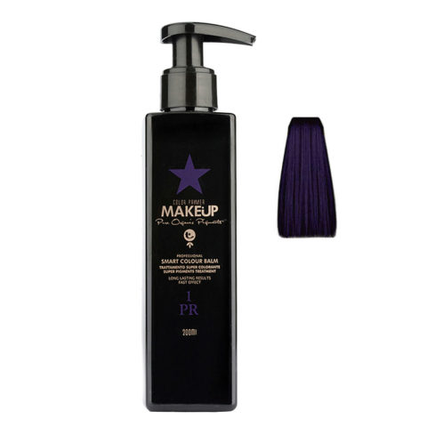 Tecna Make up Color Primer Smart Colour Balm 1PR purple 200ml - viola