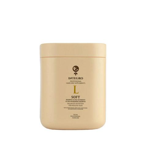 Tecna Integro Soft Shampoo 1000ml