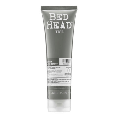 Tigi Bed Head Urban Antidotes 0 Reboot Shampoo 250ml - cute sensibile
