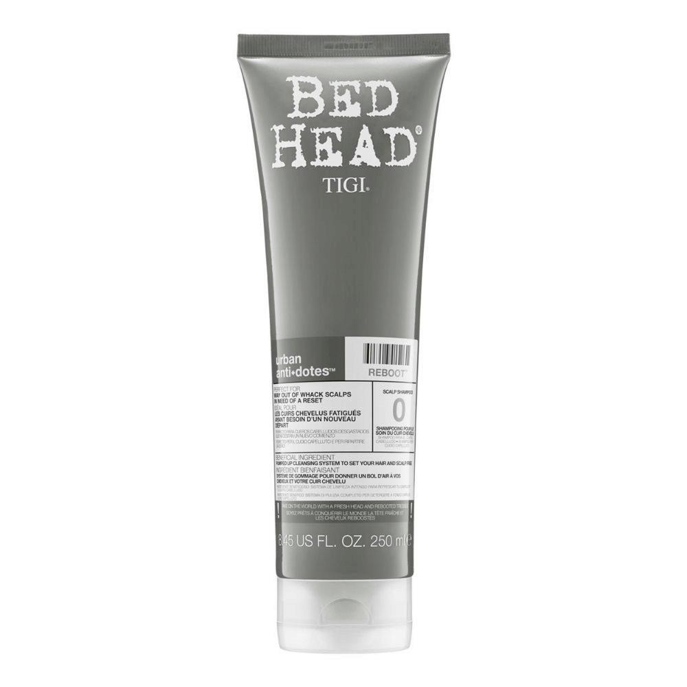 Tigi Bed Head Urban Antidotes 0 Reboot Shampoo 250ml - cute sensibile