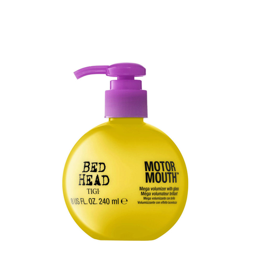 Tigi Bed Head Motor Mouth 240ml - crema ispessente luminosa