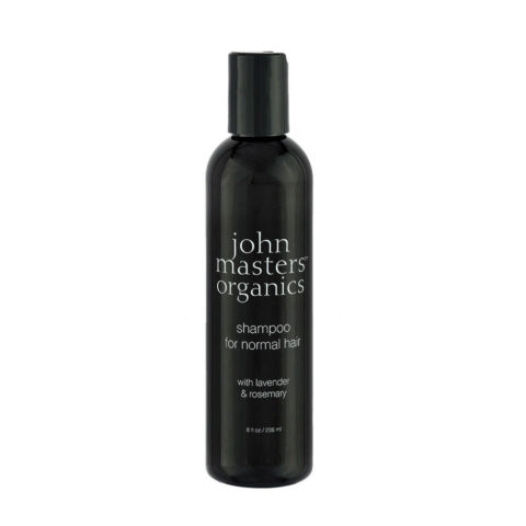 John Masters Organics Haircare Lavender Rosemary Shampoo for Normal Hair 236ml - capelli normali