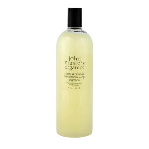 John Masters Organics Haircare Honey & Hibiscus Hair Reconstructing Shampoo 177 ml