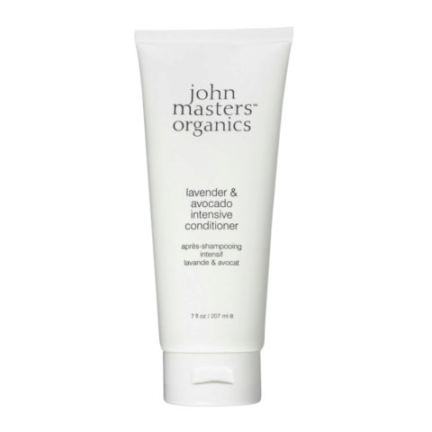 John Masters Organics Lavender & Avocado Intensive Conditioner 207ml - balsamo lavanda e avocado
