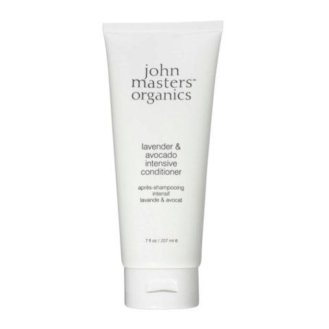 John Masters Organics Haircare Lavender & Avocado Intensive Conditioner 207 ml