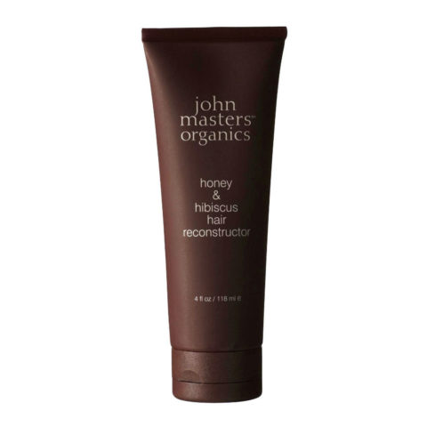 John Masters Organics Honey & Hibiscus Hair Reconstructor 118ml - balsamo ricostruttore
