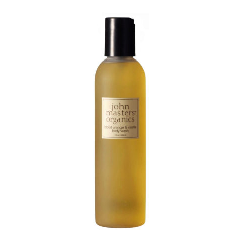 John Masters Organics Blood Orange & Vanilla Body Wash 236ml - bagnoschiuma arancio e vaniglia