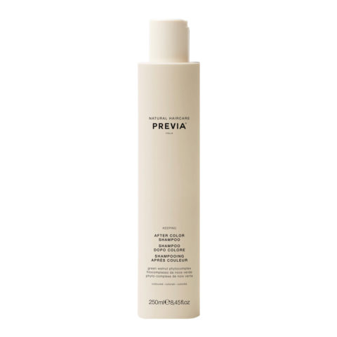 Previa Keeping After Color Shampoo 250ml - shampoo capelli colorati