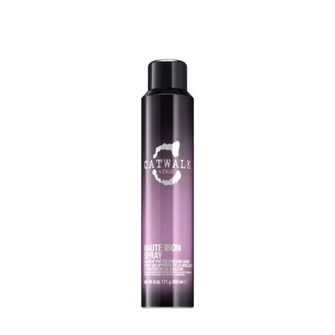 Tigi Catwalk Headshot Haute Iron Spray 200ml - spray protezione termica